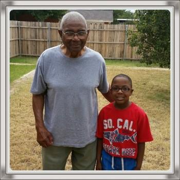Grandfather-in-love