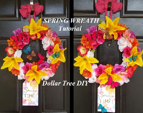 Spring Wreath Video Pic