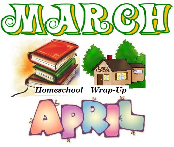 March April wrap up