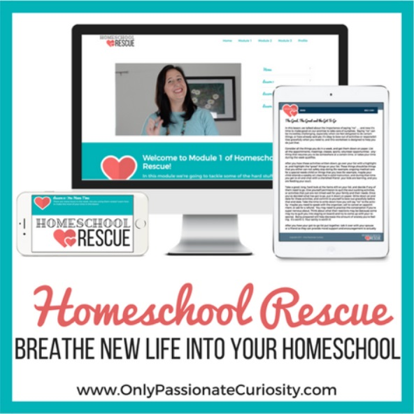 OPC Homeschool Rescue 1