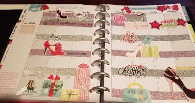 december faith planner