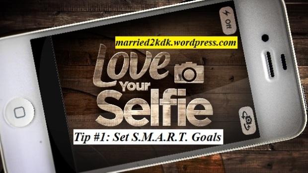 Love your selfie 1