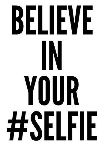 Love your selfie 5