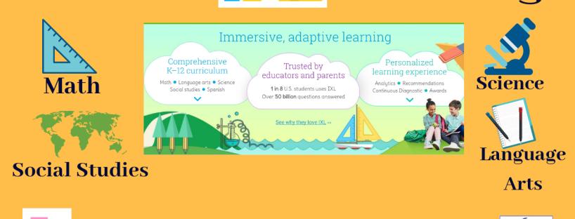 Review: IXL Learning – Marriage, Motherhood, Makeup, & Homeschool