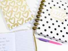 composition cute design diary